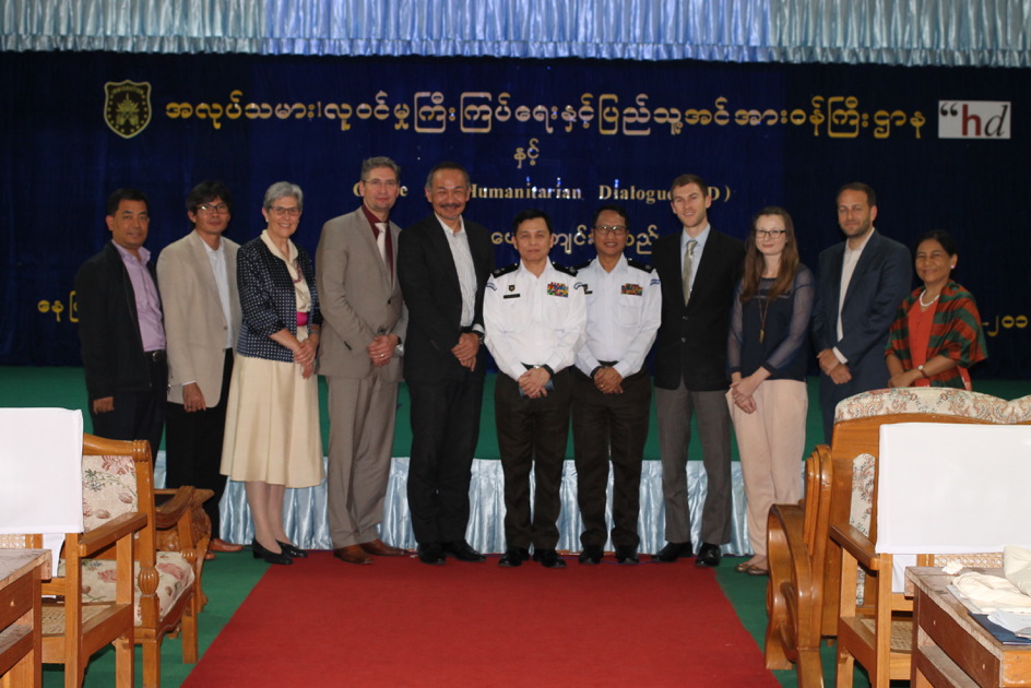 IAM Systems and Information Security: accessec supports Myanmar`s Ministry of Labour, Immigration and Population