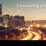 Kompakte Technik – große Effizienz: Umrichter zur Energiespeicherung und Netzkompensation von Knorr-Bremse PowerTech auf der E-World energy & water 2017