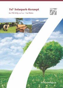 Kleinere Solarparks für Direktinvestoren