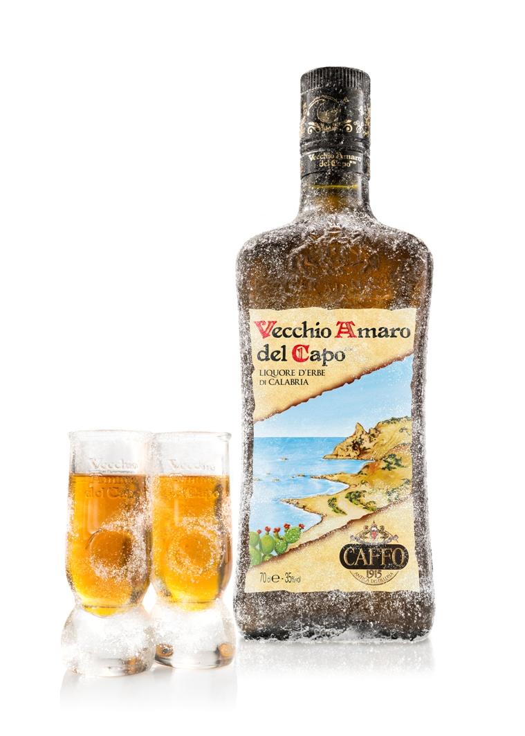 """Erfolg auf Italienisch: Der """"Amaro del Capo"""" von Caffo ist Marktführer in seiner Heimat und feiert auch in Deutschland starke Absatzzahlen"""