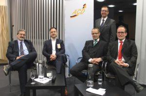 Das große Rennen um die Zeit:  ACD diskutiert mit Experten über Blumenlogistik