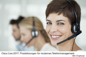 """Telefonmanagement: Andtek glänzt auf der """"Cisco Live 2017"""" mit Praxislösungen"""