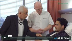 Neuer Film von FUSE für die Asklepios-Kliniken: Gute Argumente für internationale Patienten
