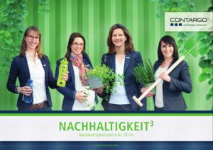 Contargo veröffentlicht zweiten Nachhaltigkeitsbericht