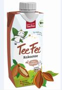 Tee mit köstlichem Kakaogeschmack? Das ist der innovative Bio-Rooibostee von TeeFee!