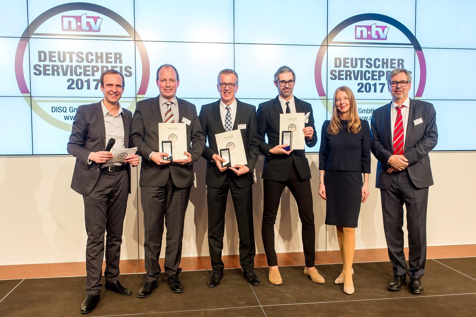 LAGERBOX Deutscher Servicepreis 2017