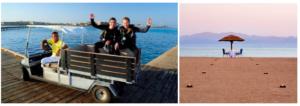 Ganzjahres-Urlaubsziel Somabay:   Entspannung auf der Sonnenseite