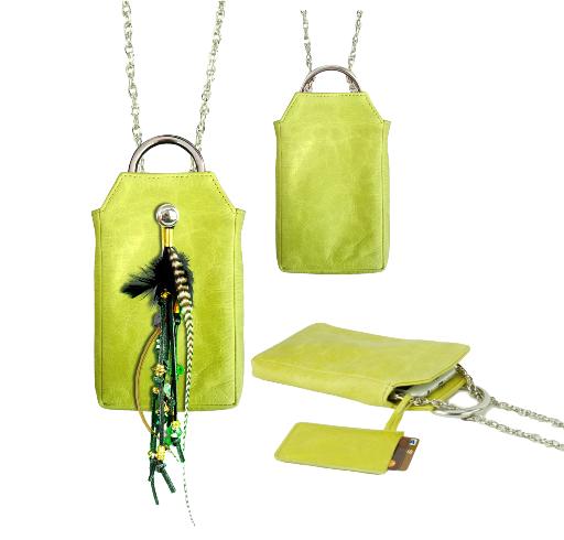 """grn_k """"Summertime"""" mit den Lieb Ju Cosmopolitan Smartphone Bags – einzigartig, urban und ab sofort in neuen Sommerfarben erhältlich!"""