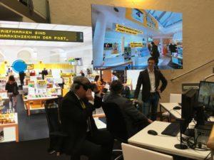 jumptomorrow geht mit Virtual Reality neue Wege