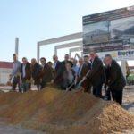 Spatenstich für Neubau in Sassenberg