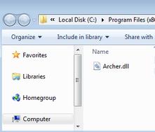 Archer Adware. Ist dieses Programm gefährlich?