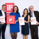 Drei Auszeichnungen: wirDesign räumt beim iF Design Award ab