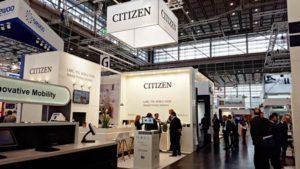 Citizen blickt auf erfolgreiche EuroShop zurück