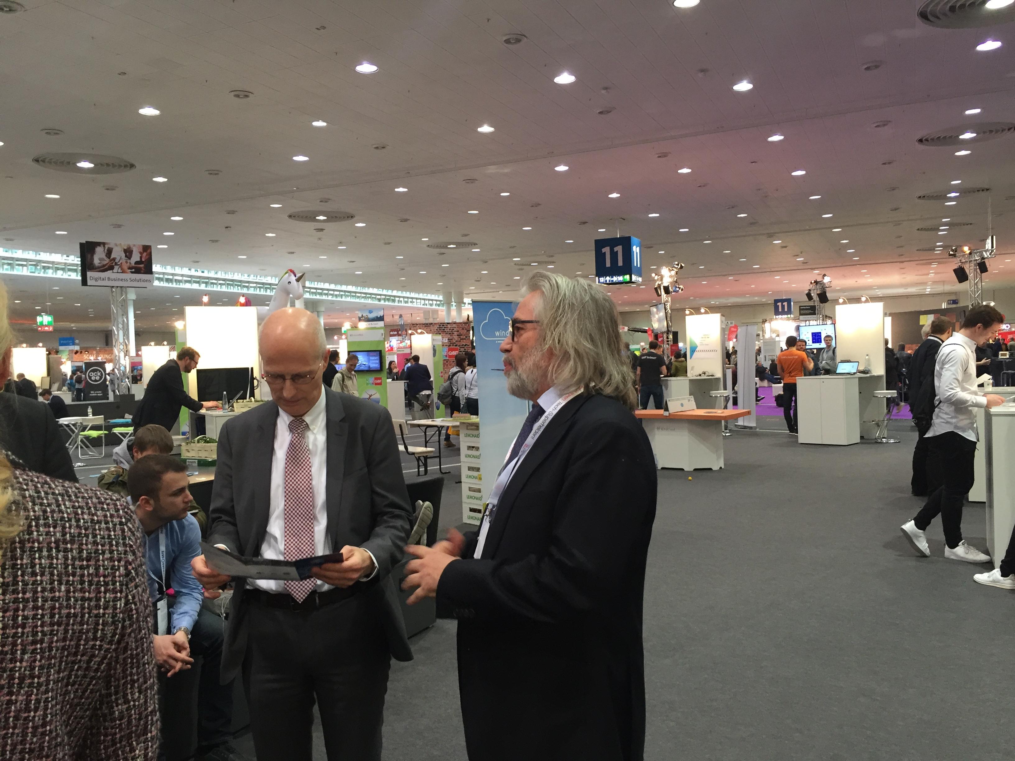 FUSE-AI auf der CeBIT 2017: Lösungsansätze der Künstlichen Intelligenz