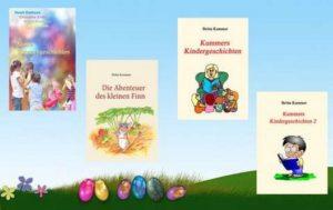 Kinderbücher für das Osterkörbchen