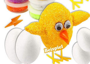 Das Osterfest in diesem Jahr mit der Geburtstagsfee feiern