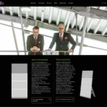 Black is Back: Website Relaunch bei Kalenderhersteller terminic