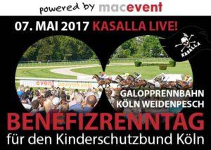 macevent unterstützt Benefizveranstaltung des Kinderschutzbundes Köln