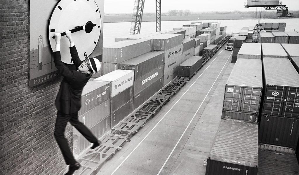 Contargo lädt zum Tag der Logistik ein