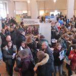 Wenn aus Fernweh-Träumen Pläne werden: Jugendbildungsmesse zu Auslandsaufenthalten in Frankfurt