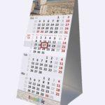 Praktisch perfekt: Kalenderhersteller terminic bringt neuen Tischplaner Quadro auf den Markt