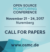 Open Source Monitoring Conference (OSMC) 2017 – Call for Papers