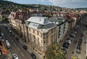 Ufo Haus In Stuttgart Ausblick Garantiert