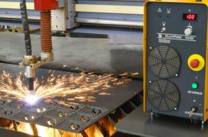 Kjellberg: New Plasma Cutting Inverter CutFire with Powerful Torch