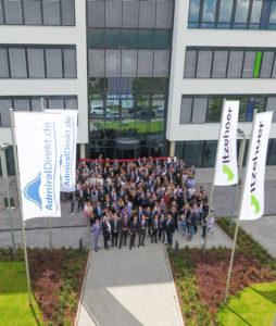 Fest für Groß und Klein: Itzehoer Versicherungen und AdmiralDirekt.de eröffnen neuen Standort in Köln