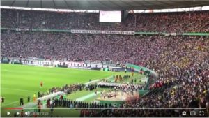 Helene Fischer: Pfeifkonzert beim DFB-Pokalfinale – Will sie keiner mehr sehen?