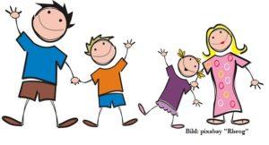 Eine besondere Rolle spielt die Frühförderung bei Kindern mit Down-Syndrom