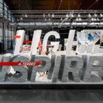 Dart designs new OutDoor stage for adidas TERREX