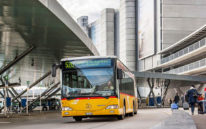 PostBus uses IVU software for planning throughout Switzerland