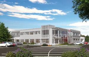 Breaking ground for new state-of-the-art building at the headquarters of Pfeiffer Vacuum subsidiary in North America