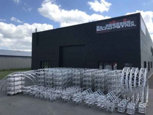Sound-Patrol investiert in LITECRAFT Truss