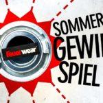 Startschuss zum Sommergewinnspiel: Jetzt kommen die Feuerwear-Fans ins Schwitzen