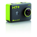 Midland H7+: Action Cam für schnelle und scharfe Aufnahmen