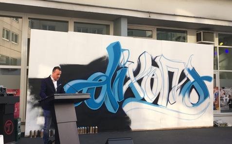 Hauptstadtlounge 4th Edition – die Eventreihe des Hotel Berlin, Berlin feierte am 13.07. die Urban Art Szene Berlins