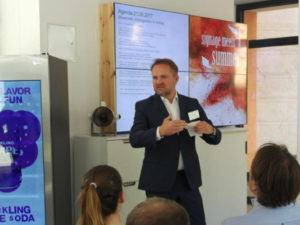Fachdiskussion über Zukunft der Digitalisierung mit NEXGEN smart instore