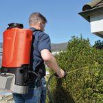 Abgasfrei – leistungsstark – leise: Das neue Akku-Rückensprühgerät REX 15
