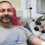 Leukämie: 2facher Papa wird zum Lebensretter