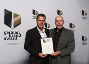 Erneut für erfolgreiche Markenführung ausgezeichnet: FUMA wurde der German Brand Award 2017 verliehen