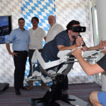 Hotelpremiere: Virtual Reality & Fitness im ibis Styles München Ost Messe
