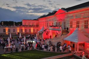 Porsche Zentrum Hannover feierte Sommerfest im Schloss Herrenhausen