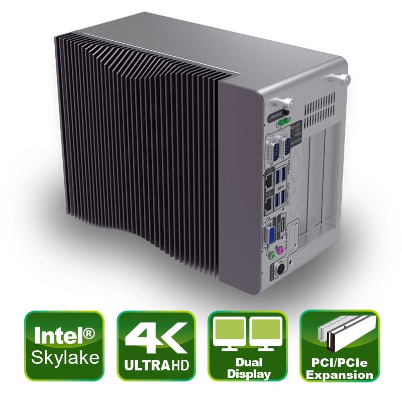 Embedded Box PC von ICP Deutschland