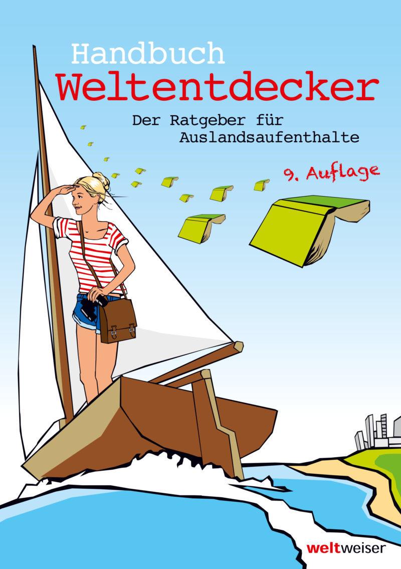 Handbuch Weltentdecker Cover