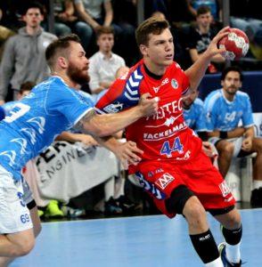 170910_HCE_Gummersbach_Steinert_HJKrieg_600_4593-294x300 Beim HC Erlangen hofft man auf eine Handball-Überraschung in Flensburg
