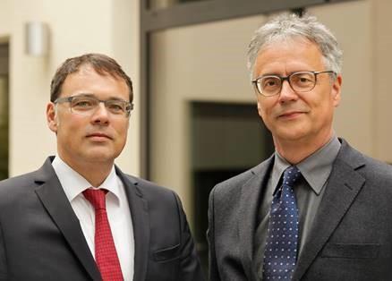 Dr.-Harald-Schönfeld-und-Jürgen-Becker Zukunftsweisend in der Interim Management-Szene UNITEDINTERIM mit härtester Qualitätssicherung