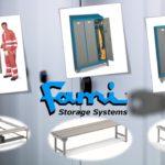 Garderobenschränke – sichere Aufbewahrung der Kleidung durch FAMI!