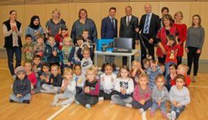 PROJECT Gruppe spendet für Kinder- und Jugendförderung